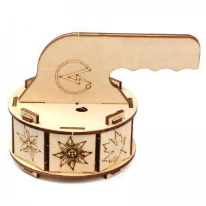 木质磁感应检测仪 diy手工制作