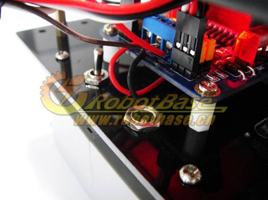 arduino-rover路虎5越野履带机器人寻线避障套件 电子