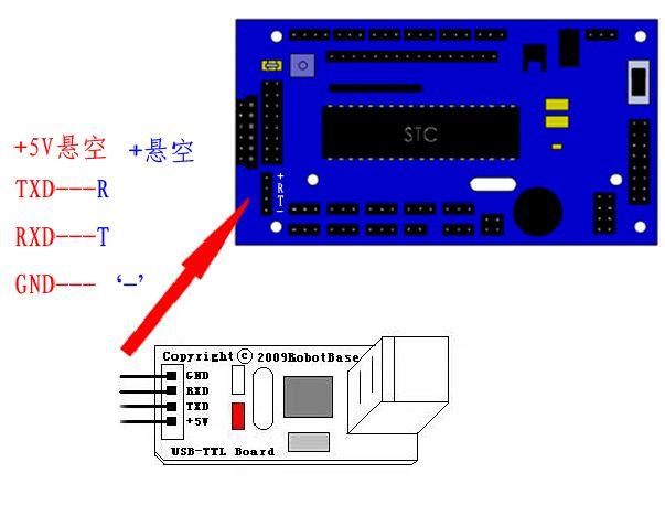 51单片机实例_Robotboard v1.2 51单片机控制器 STC89C系列 机器人控制器_历史宝贝 ...